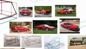 Drawing Vehicles like Scott Robertson – Part 1 – Building Forms