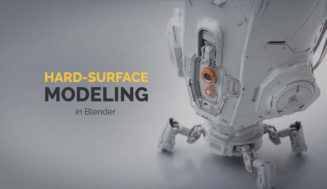 Hard Surface Modeling in Blender