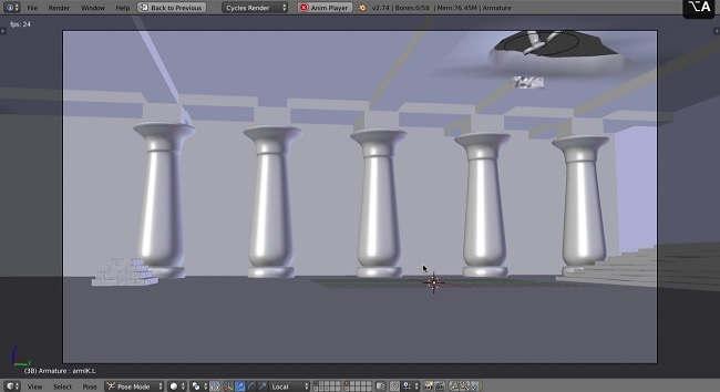 Blender 421 - Animation Production I - Premium Courses Online