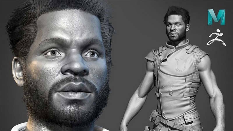 Zbrush Character Sculpting Volume 1 Pdf Free 43 ~UPD~ Realistic-Character-Modeling-For-Game-In-Maya-and-Zbrush-Part-01