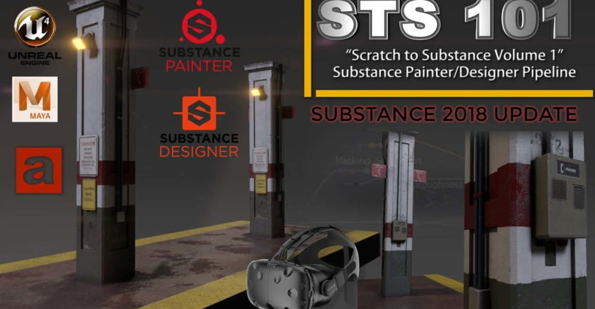 Sts102 Scratch To Substance Volume 2 Premium Courses Online