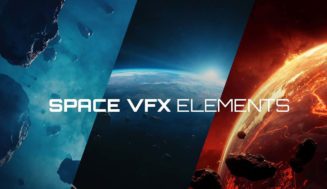 Space VFX Elements