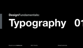 TheFutur Typography 01 – Chris Do – Typography Master