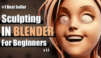 Sculpting In Blender For Beginners – Full Course