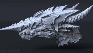 3D Creature Modeling for Production