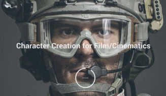 Character Creation for Film Cinematics