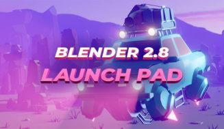 Blender 2.8 Launchpad