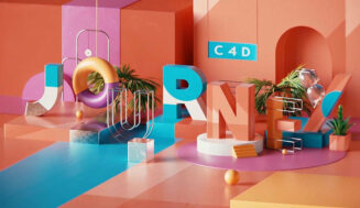 Cinema 4D Journey