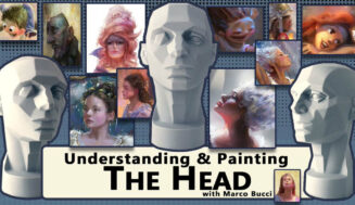 Understanding and Painting the Head – Marco Bucci