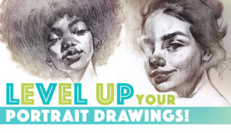 Chris Hong – Level Up your Portrait Drawings – Practical Approaches to Advanced Concepts!