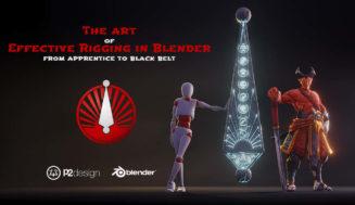 The Art Of Effective Rigging In Blender