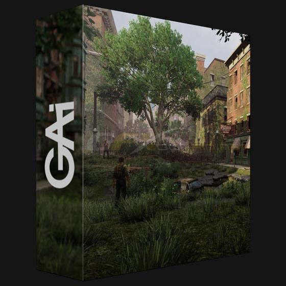 Environment Artist Bootcamp Premium Courses Online