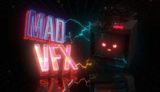 MAD VFX in After Effects (4 weeks)